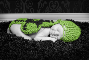 Newborn Baby Photo Shoot Landon