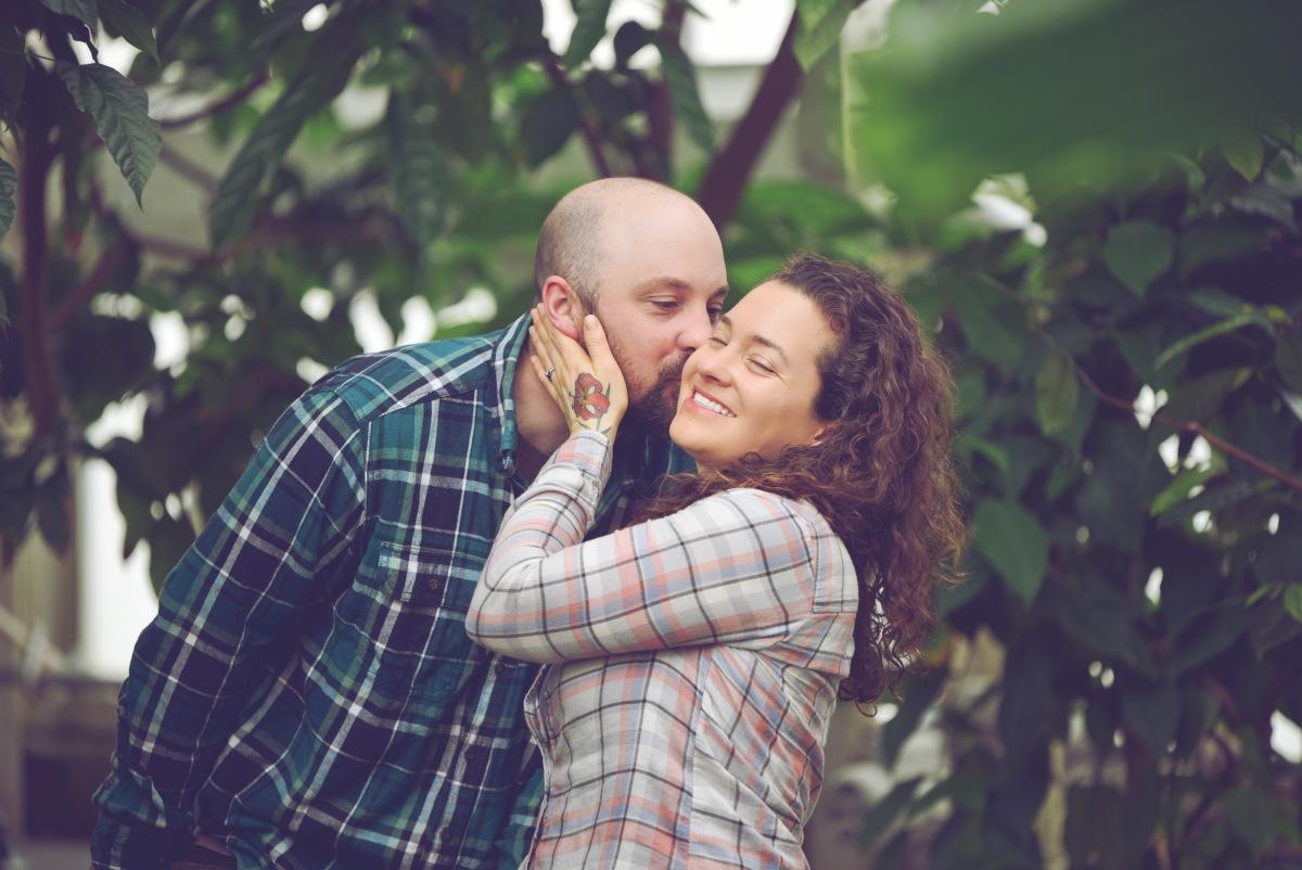 Engagement Photography Como Zoo Saint Paul MN - Studio Delphianblue, Danielle Albrecht