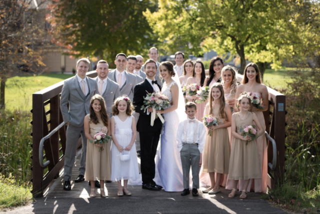 Danielle Albrecht Wedding Photographer, Fab Weddings