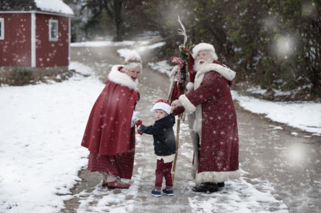 Portraits with Santa - Yoursantatoo.com - Photog. Danielle Albrecht